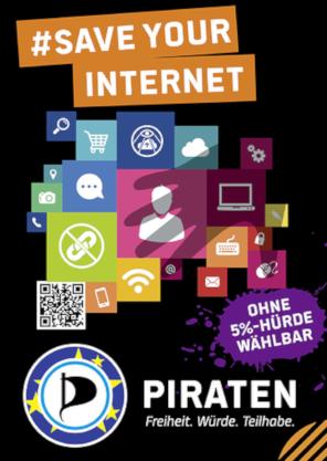 EU19 SaveYourInternet